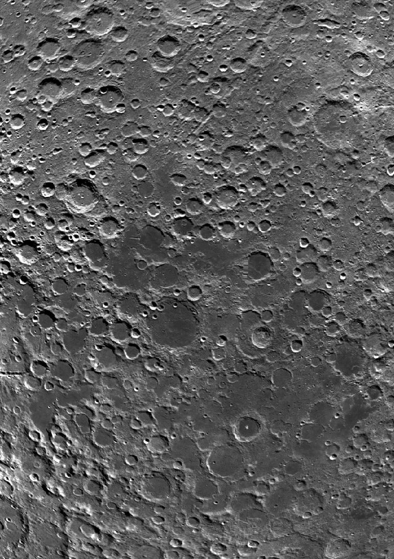 Mare Australe LROC