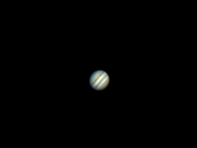Jupiter au 16 06 2017