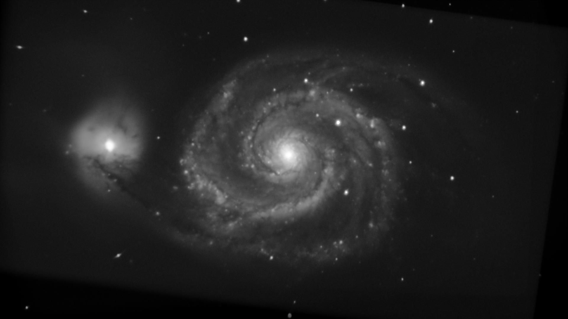 M51 avec qhy5III290m