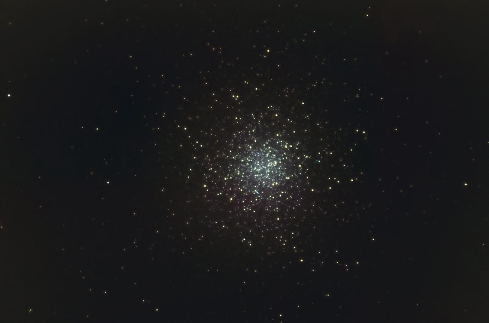 Amas globulaire M13(T250 + A7s)