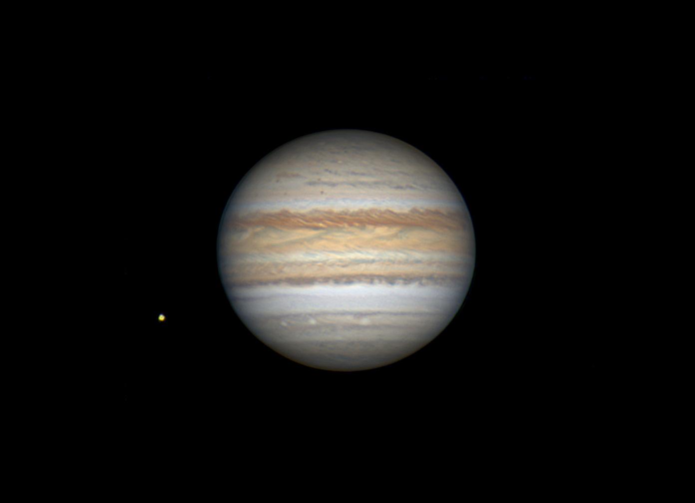 Jupiter du 16 Juin 2019 au C14