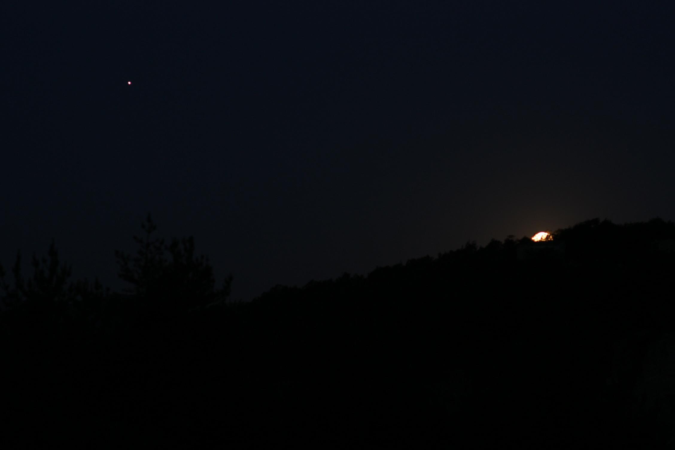 Lune & Jupiter