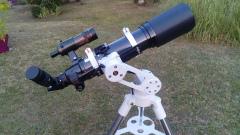 Orion_Lunette 80ED_MicroFocuser