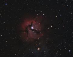 M20 nébuleuse de Trifide