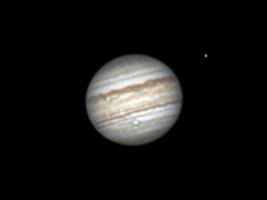 Jupiter et Europe 2019-06-01-   0H23  TU