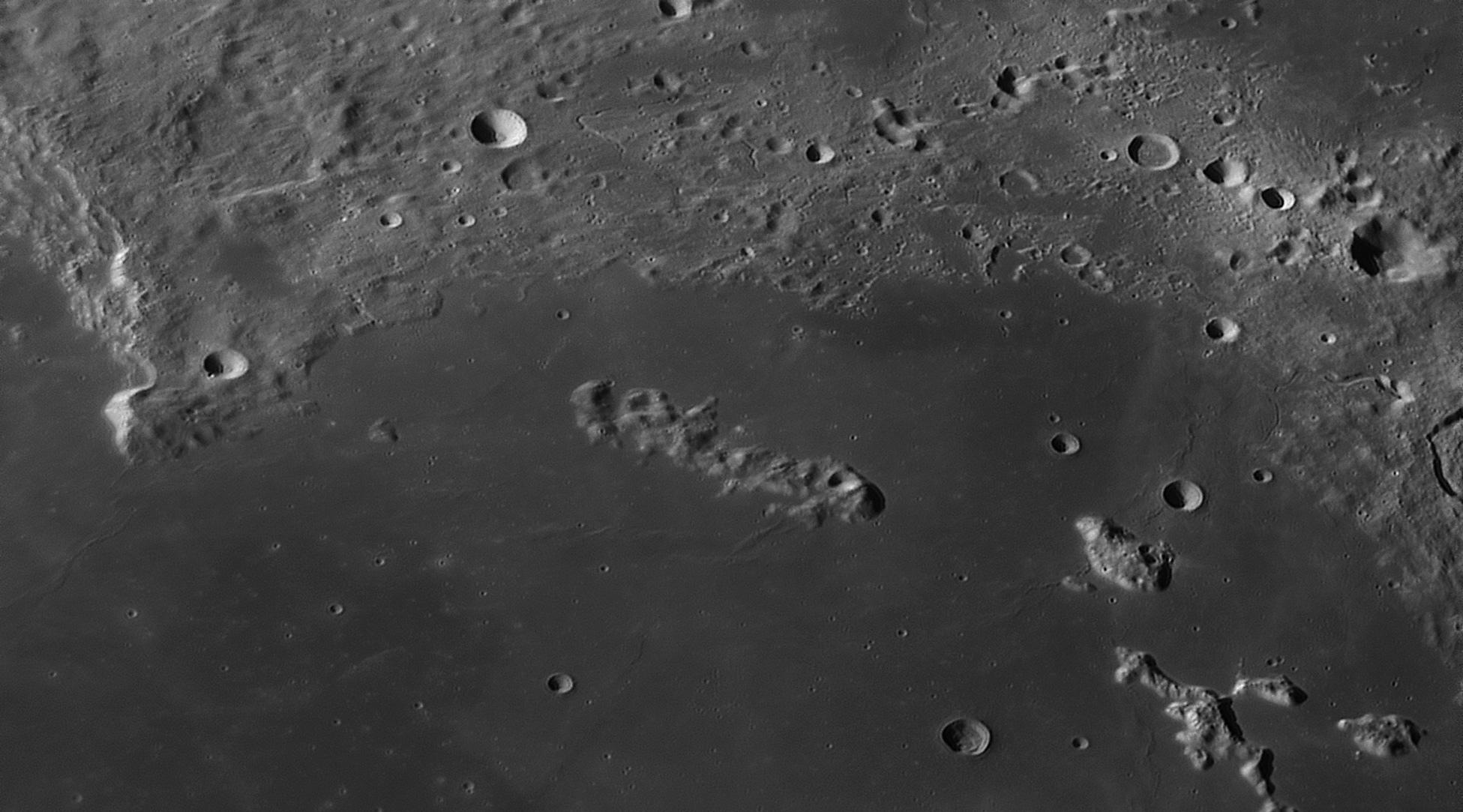 Lune  le 23/07/2019 BASTIA C14 ASI290 Barlow 2X Clave Filtre ROUGE : MONTS RECTI