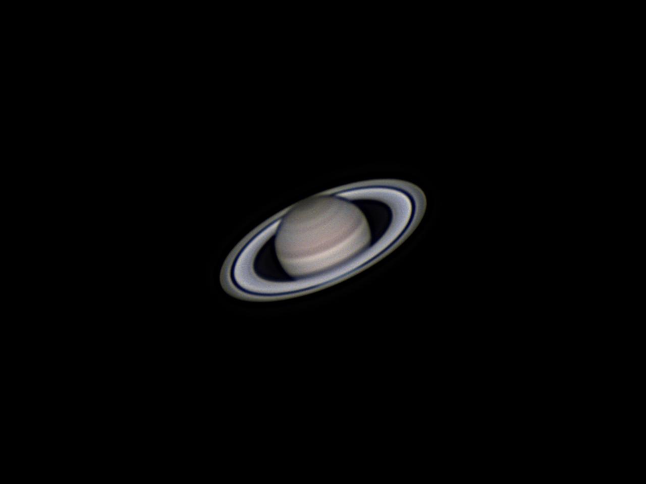 Saturne    Premier Juillet 2019 22H56 TU