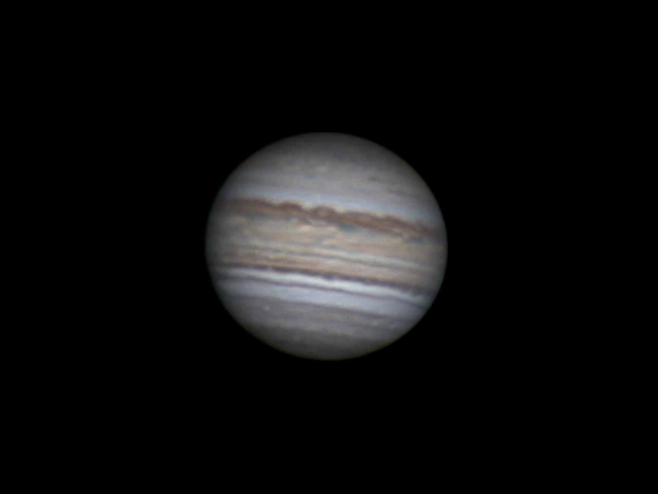 Jupiter 1er Juillet 2019, 22h41TU