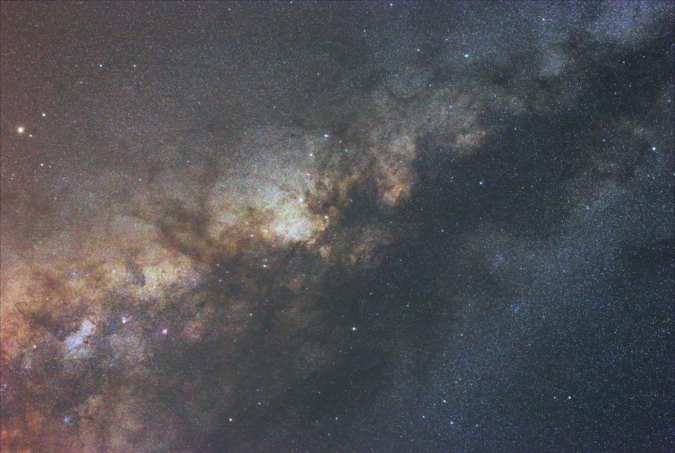 Voie Lactée au 50mm