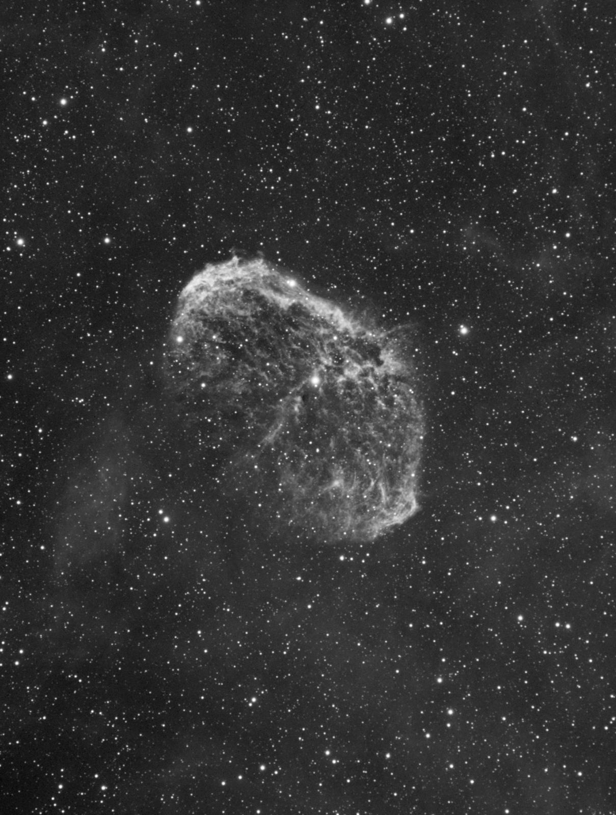 NGC 6888 Ha