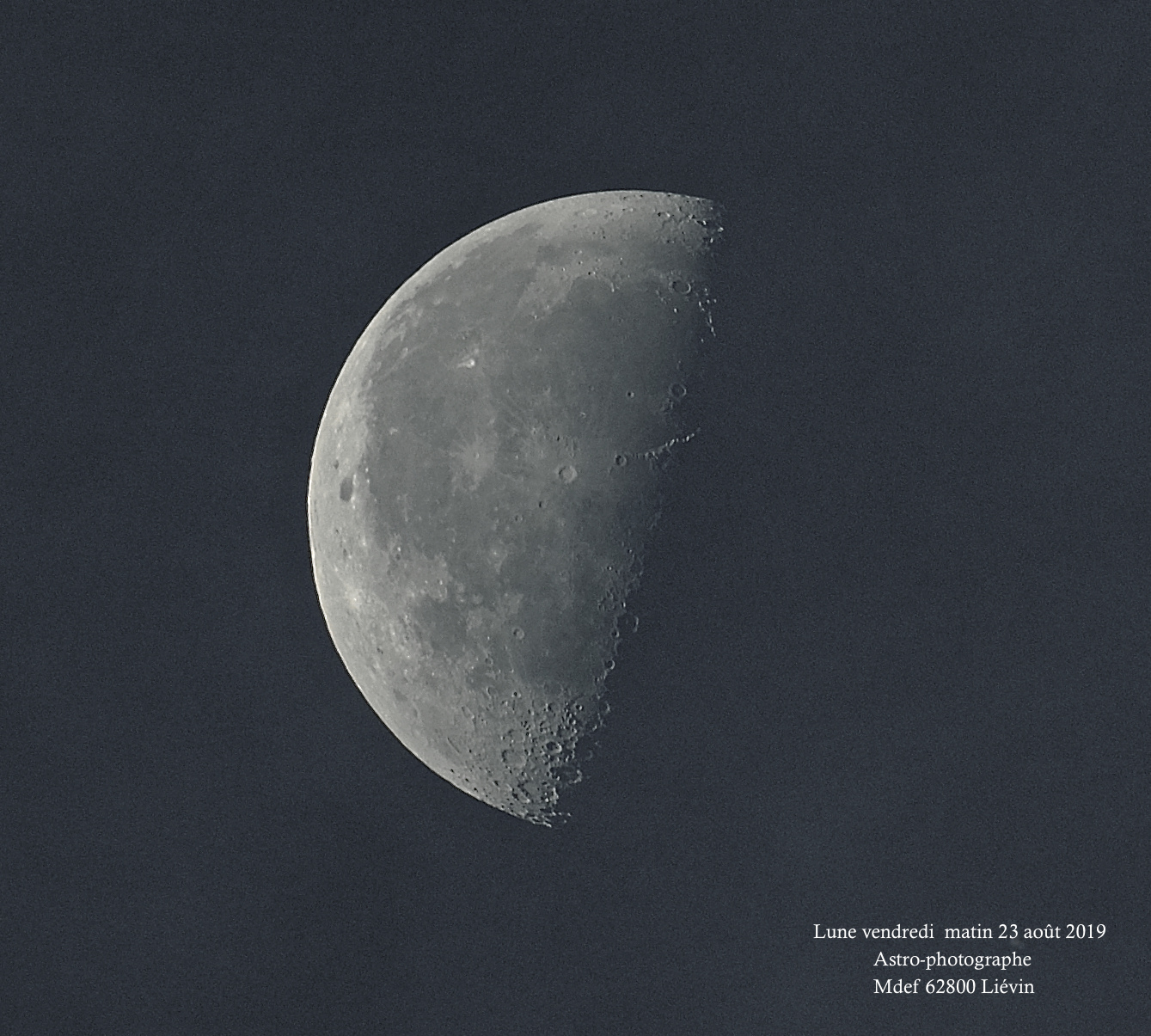 Belle Lune gibeuse