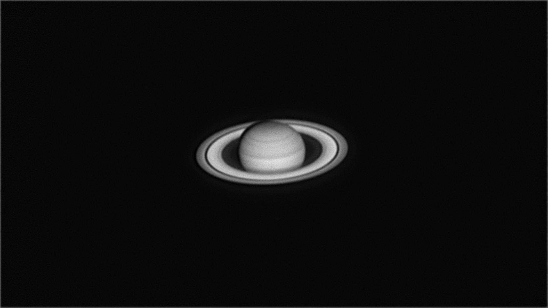 Saturne le 25 aout 2019 20h42TU