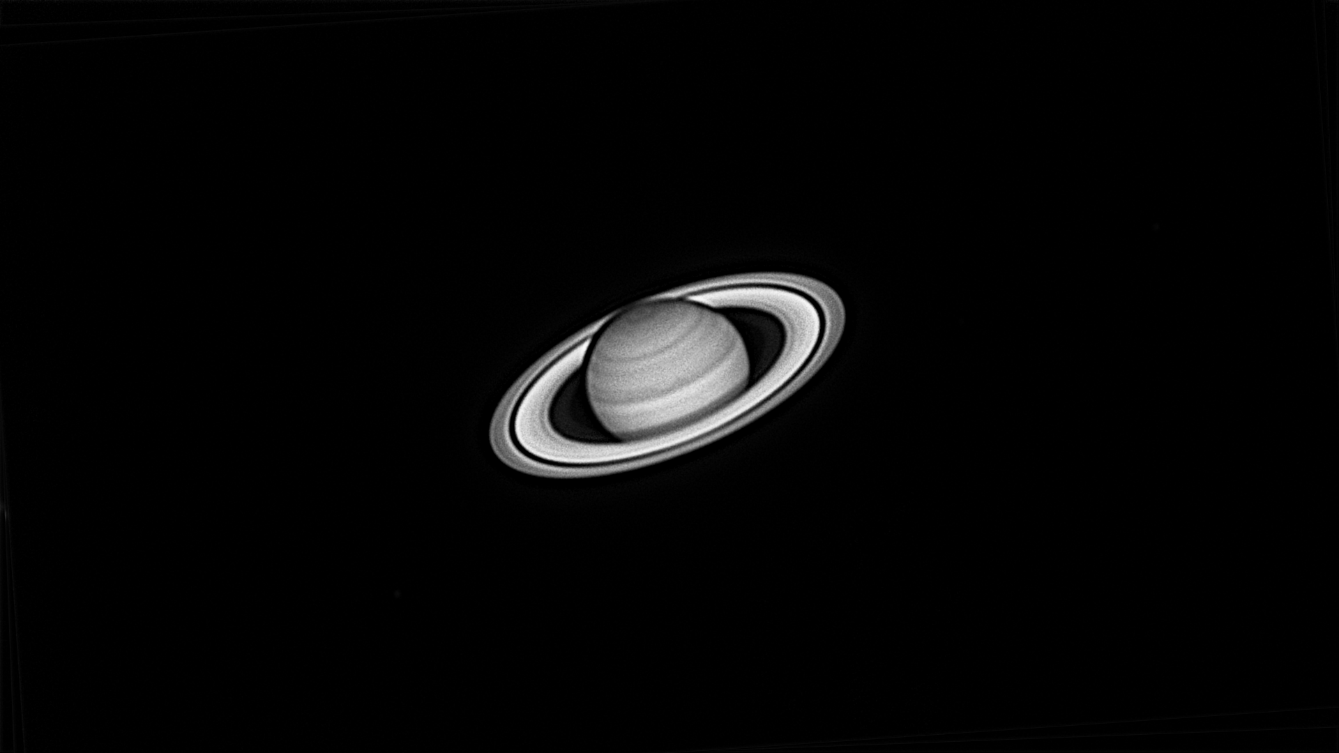 Saturne le 2 Aout 2019 IR