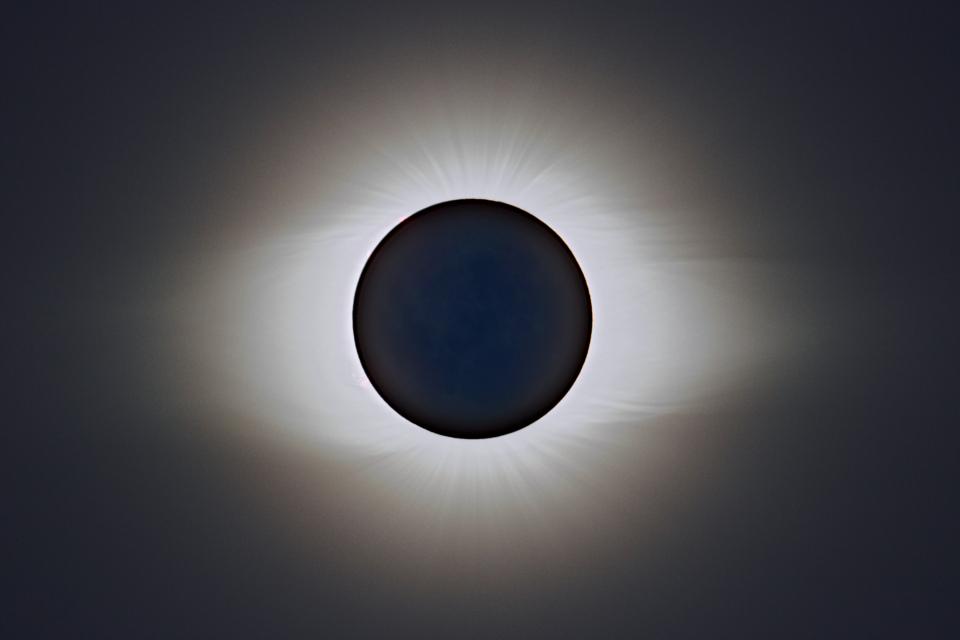 190702 - Éclipse totale de Soleil - Rubinar 500 mm - 600D