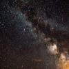Pluie d'étoiles filantes