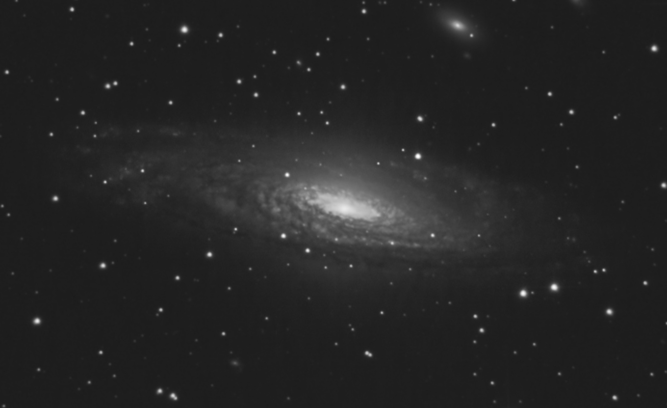 """Deer Lick Group"" NGC7331 - 200%"