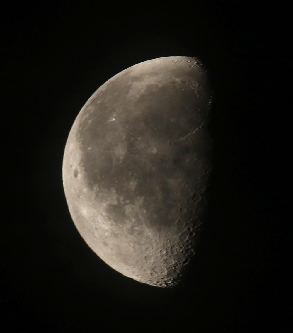 la lune le 20/10/2019 (43262)