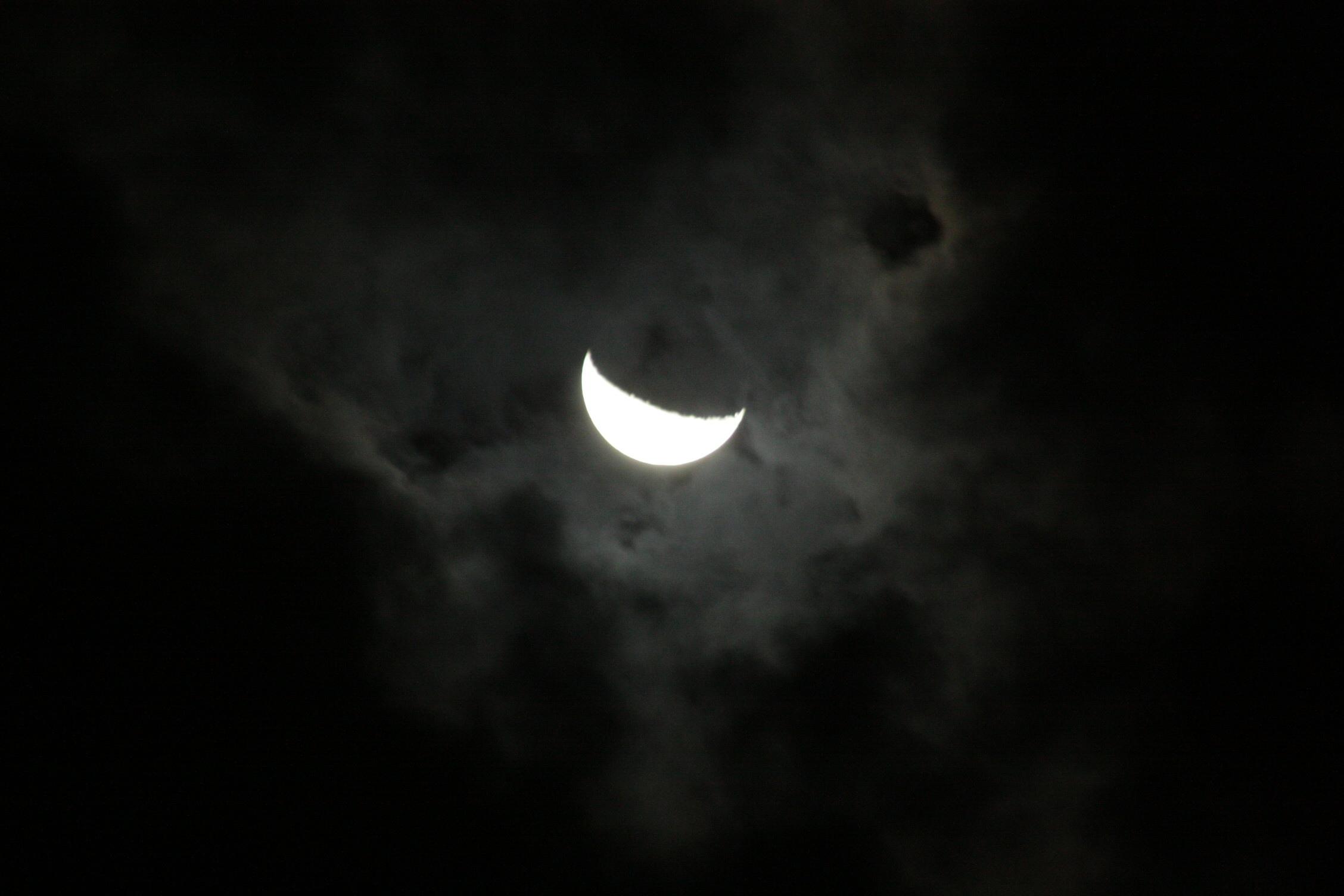 La Lune du 23/10/2019