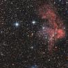 NGC 7380 Le Sorcier