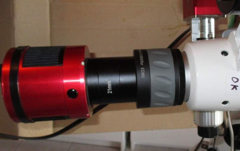 montage cam et eaf sur ed80.jpg