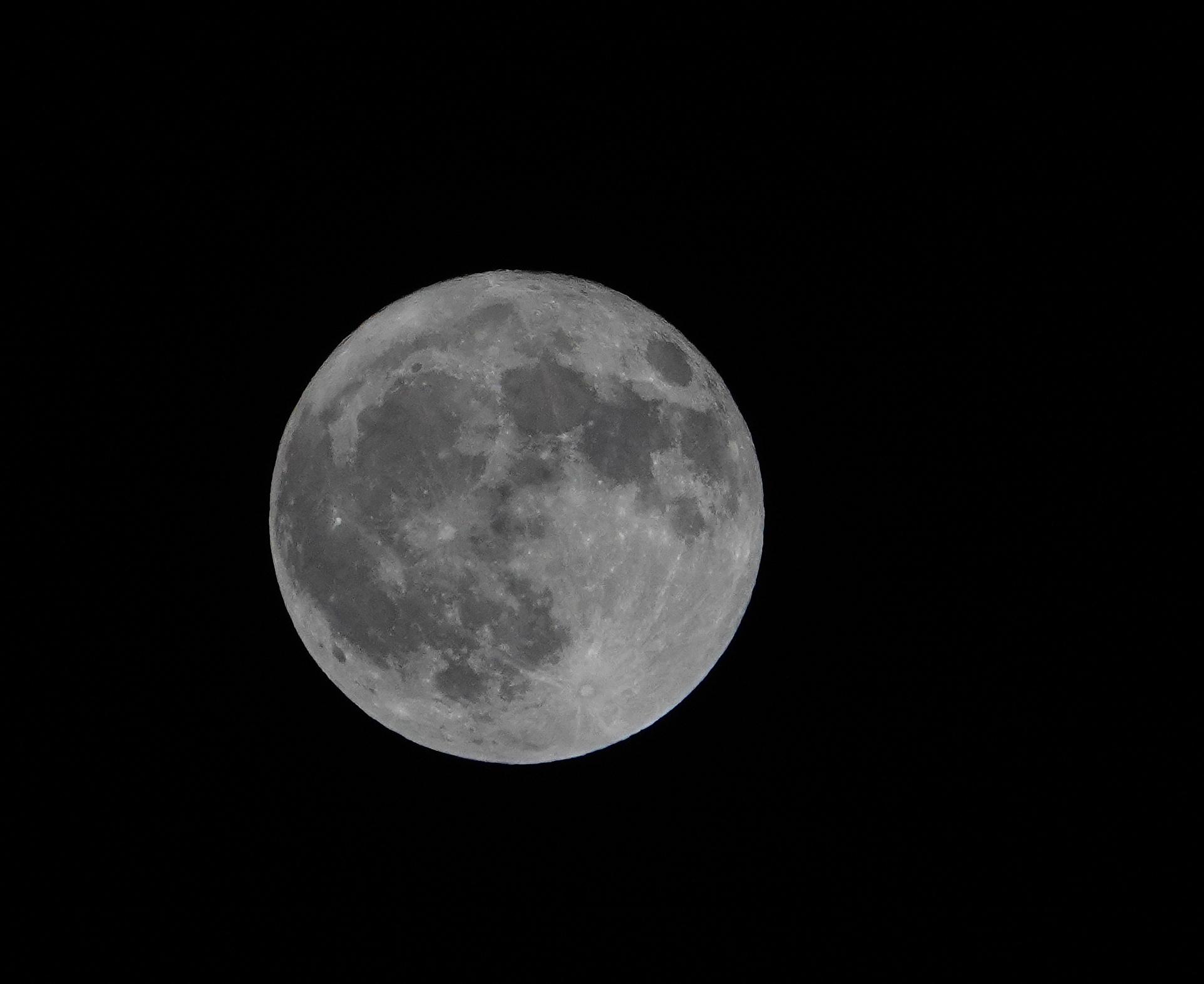 lune du 12 novembre 2019