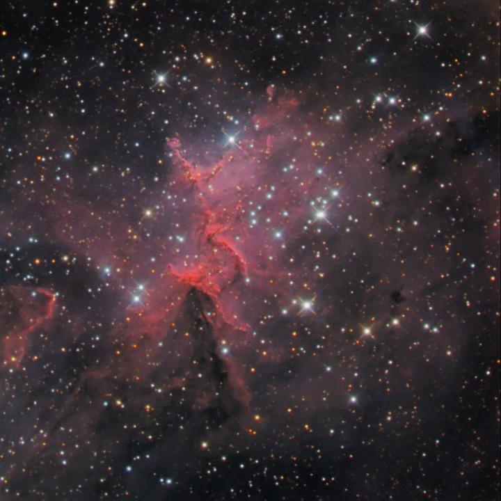 IC1805-Melotte 15