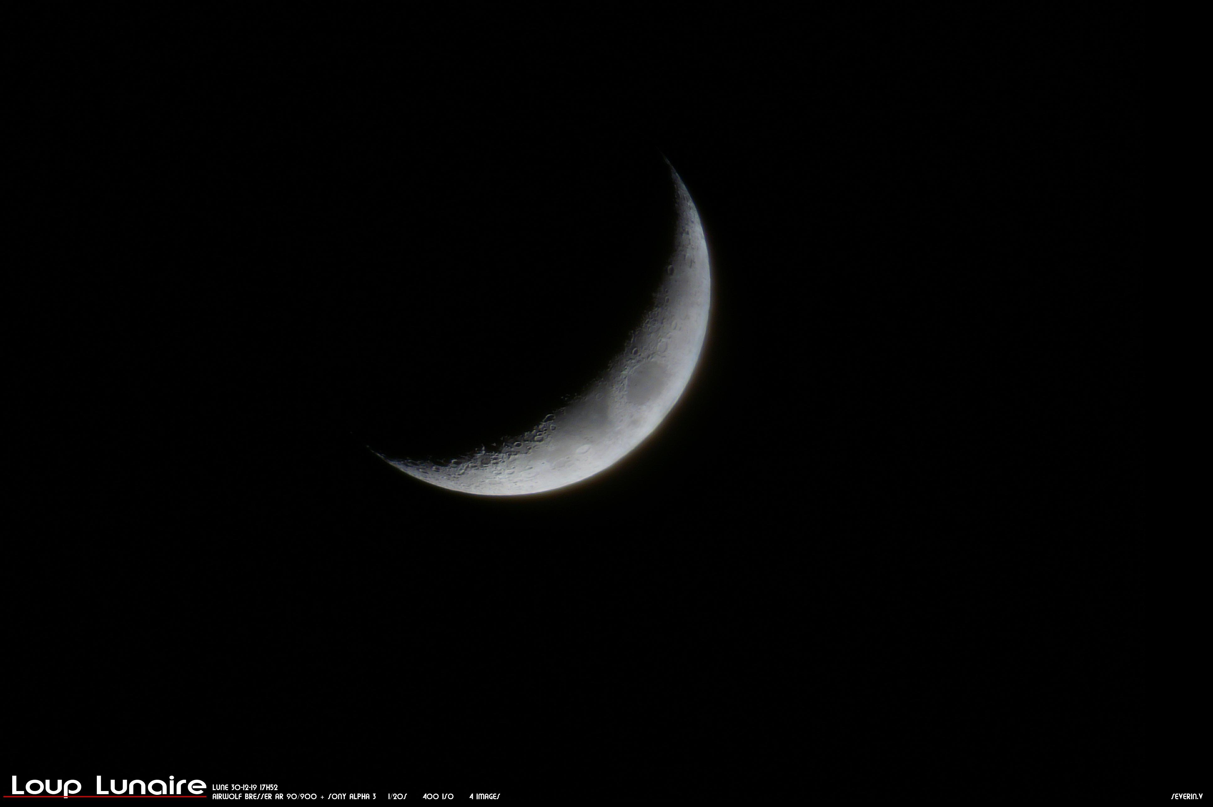 Mun Hagakure (lune caché dans le feuillage) 30-12-19