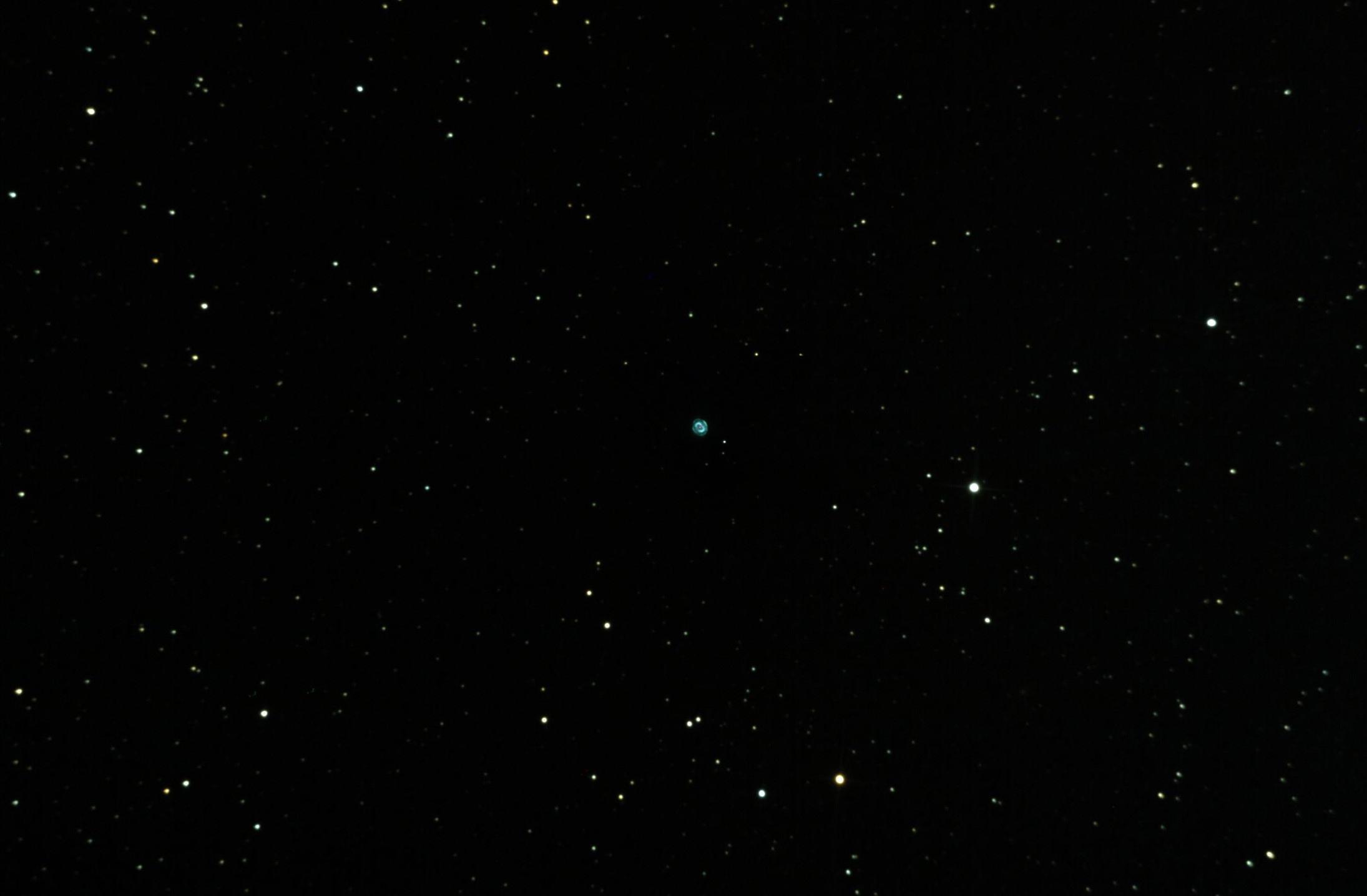 La boule de neige verte
