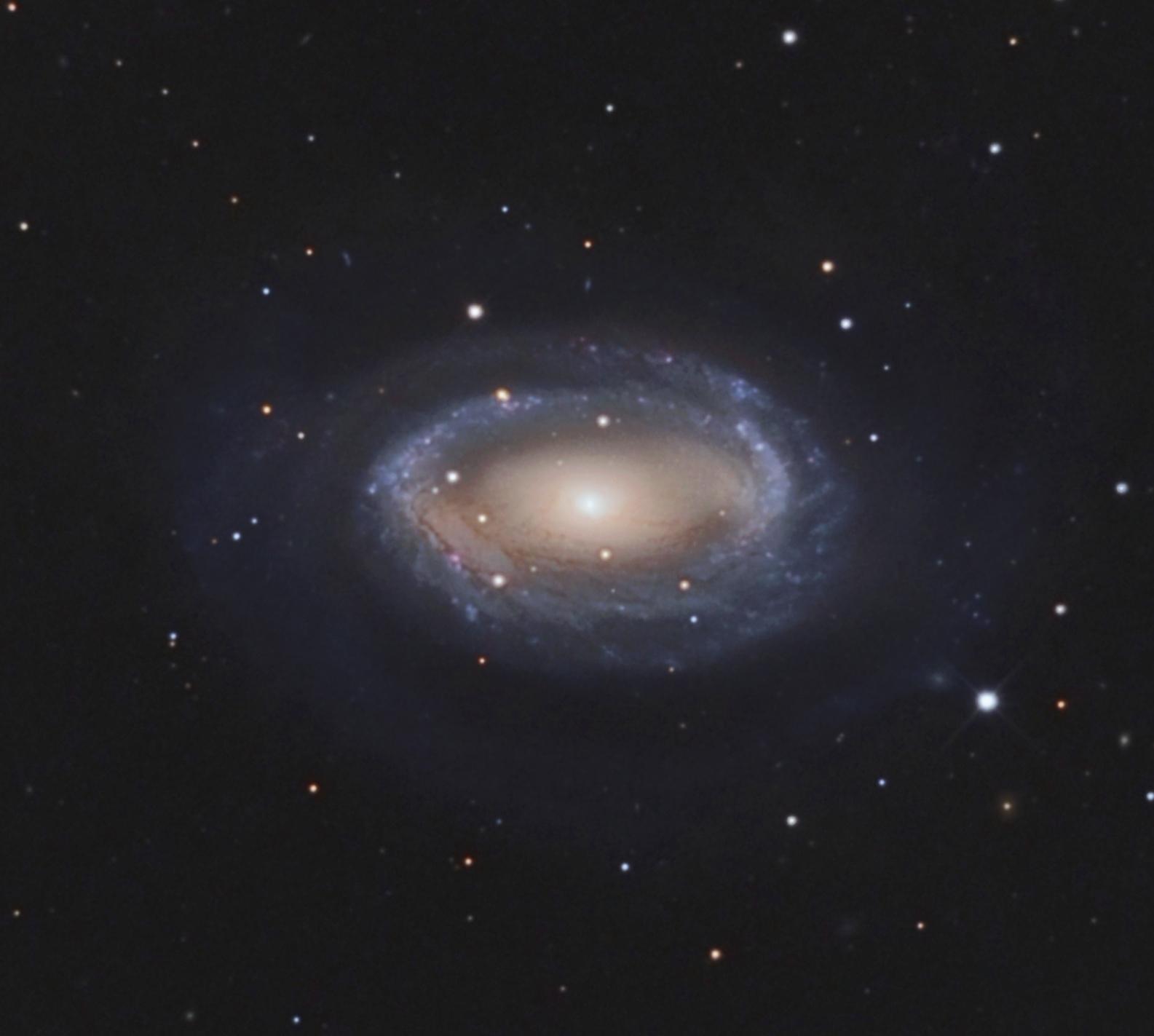 Galaxy NGC4725