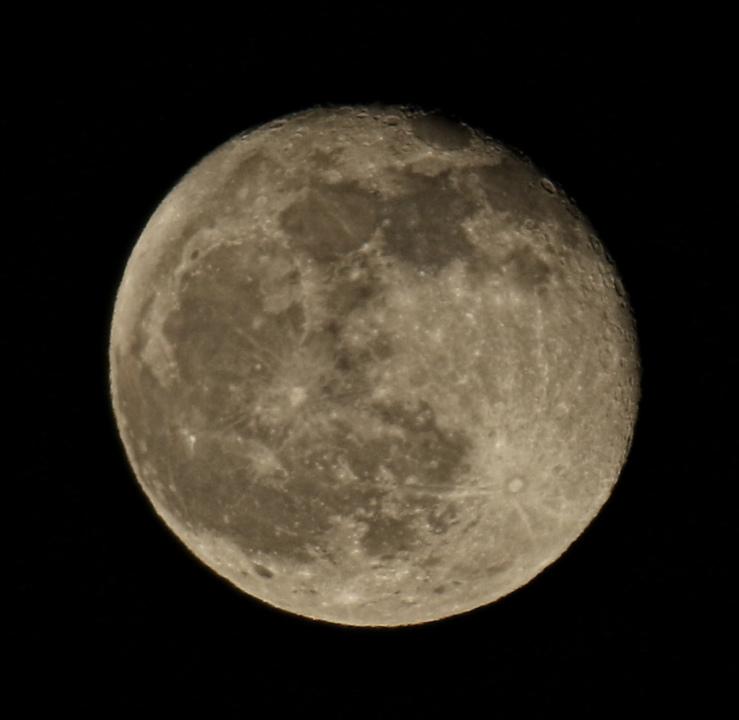 la lune le 13/12/2019 (45431AI3)