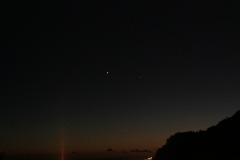 Vénus & Saturne le 13/12/2019