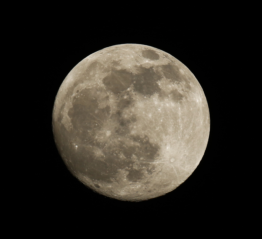 la lune le 09/01/2020 (46922AI1)