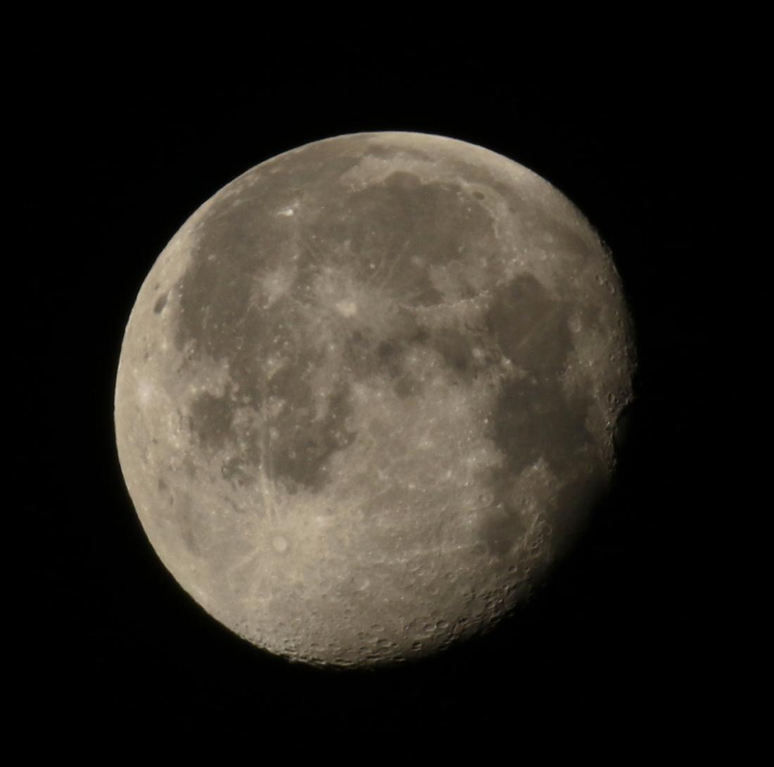 la lune le 13/01/2020 (47277AI1)