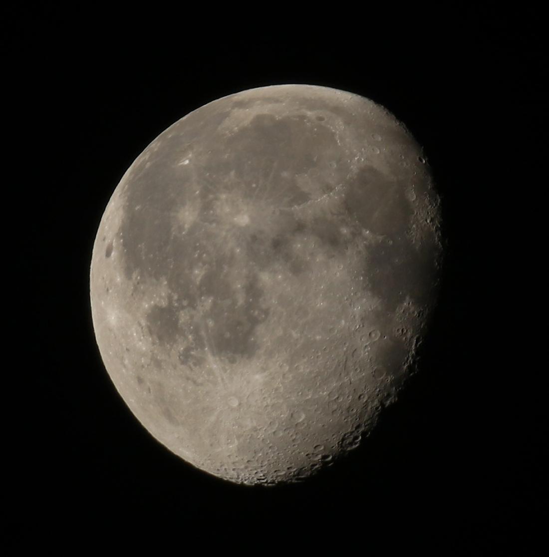 la lune le 14/01/2020 (47337/55AI1)