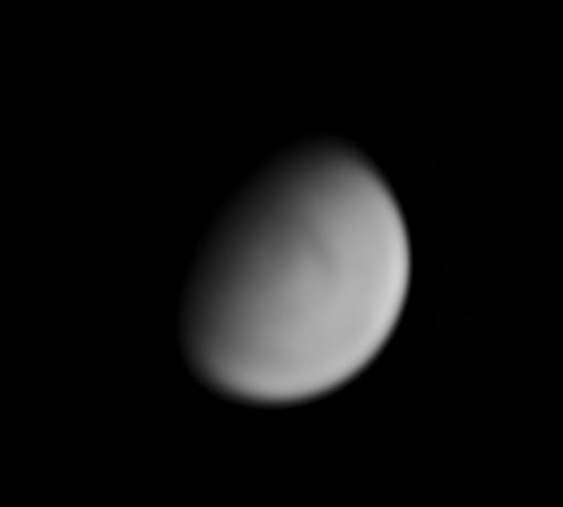Venus du 16.01 2020 w47+ir cut.  16h 17 loc