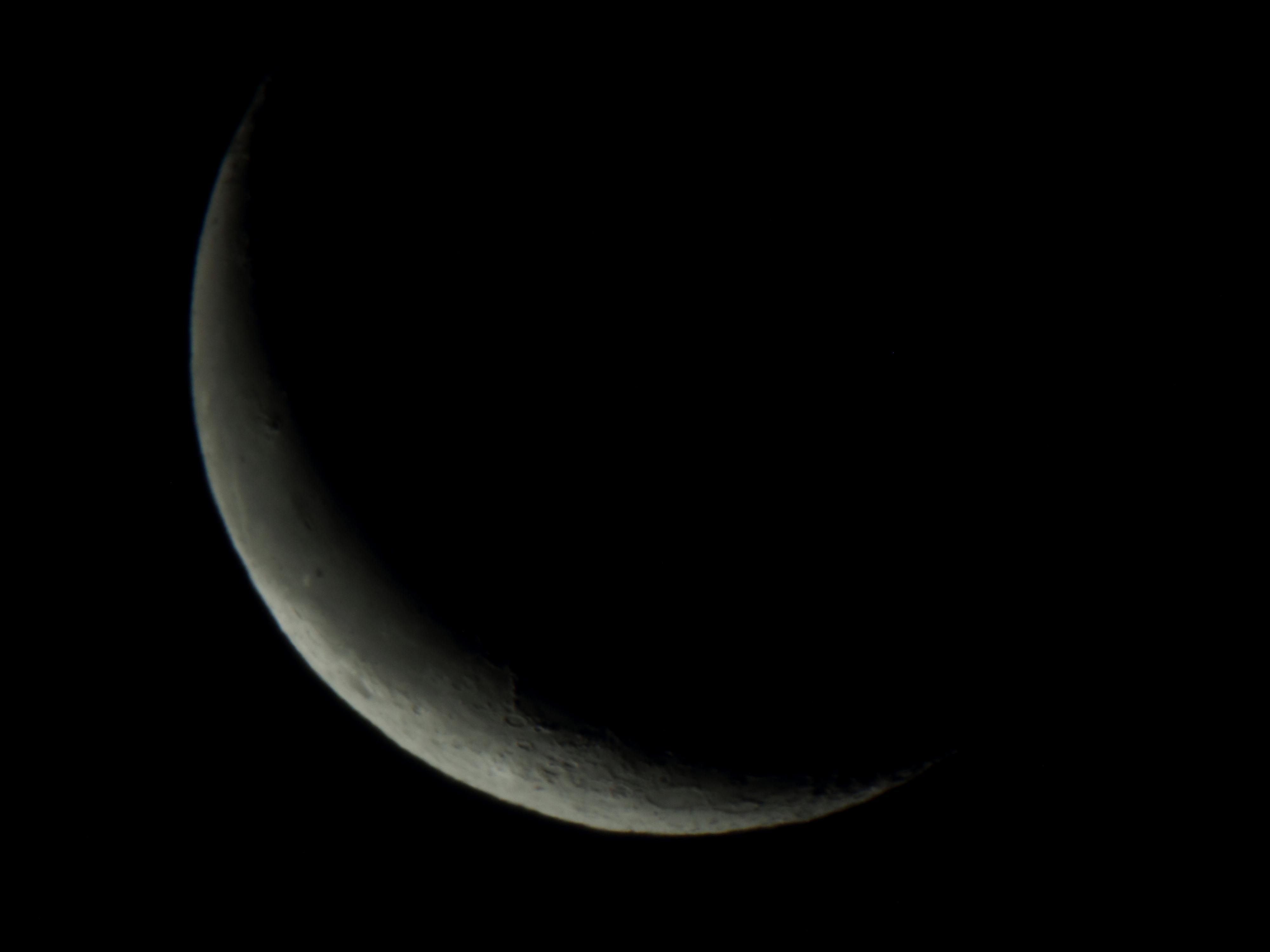 Lune de 26 jours, le 21 janvier 2020, 7h30