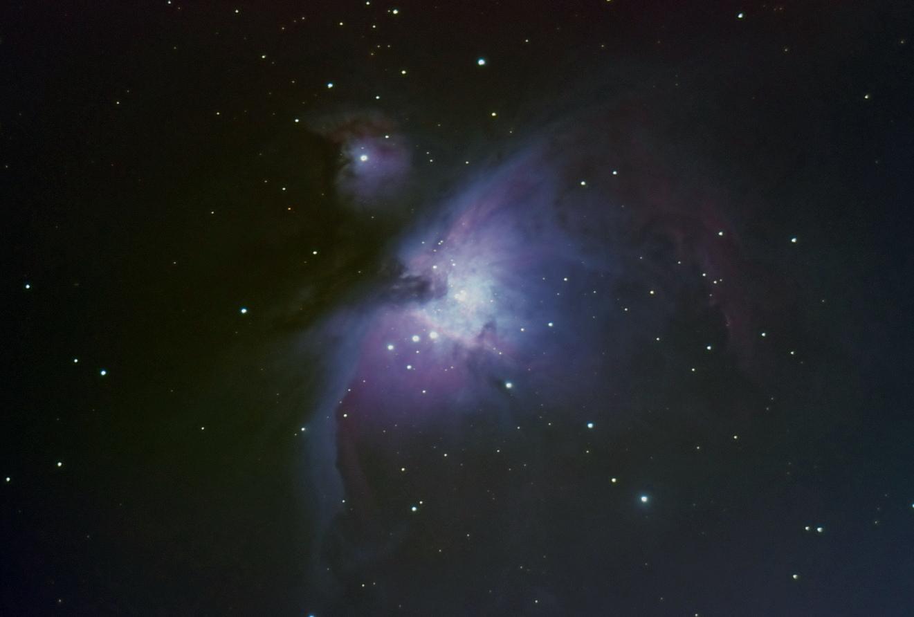 M42 : C8+A7s au foyer du 301219