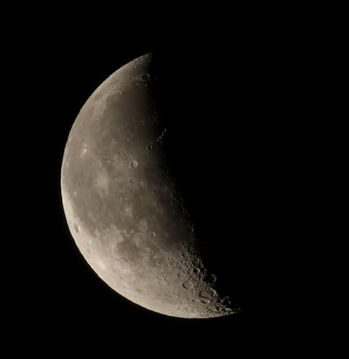la lune le 18/01/2020 (47587AI1)