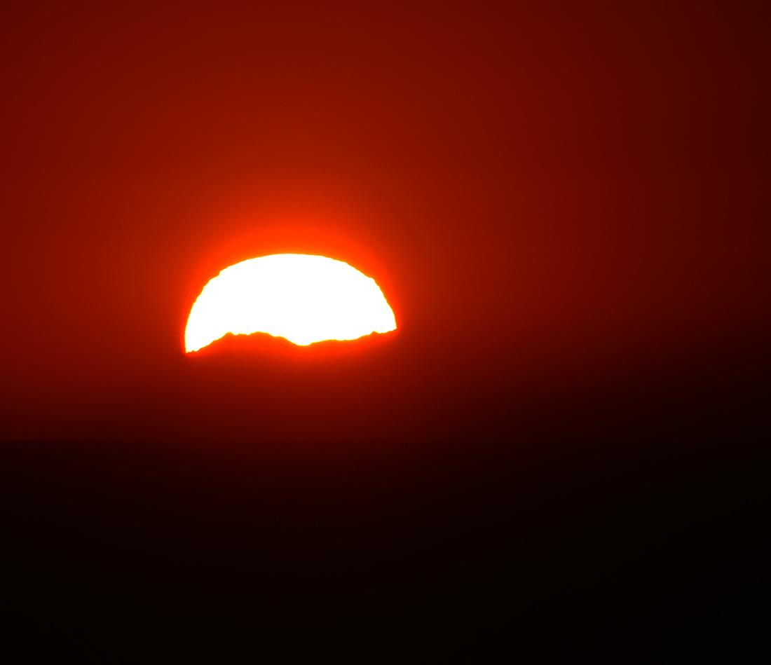 le lever du soleil le 06/02/2020 (48568)