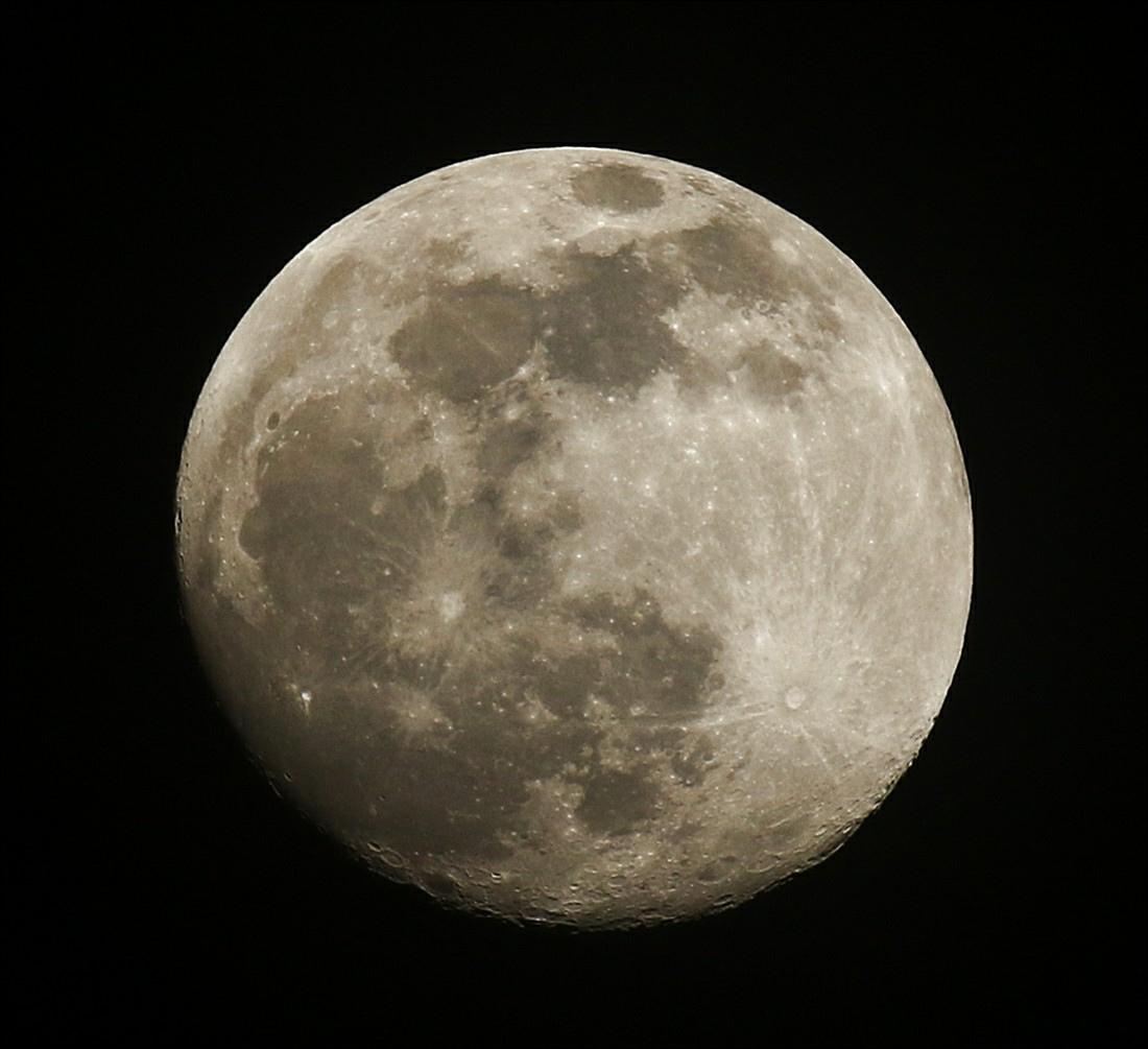 la lune le 07/02/2020 (48716AI1R61)