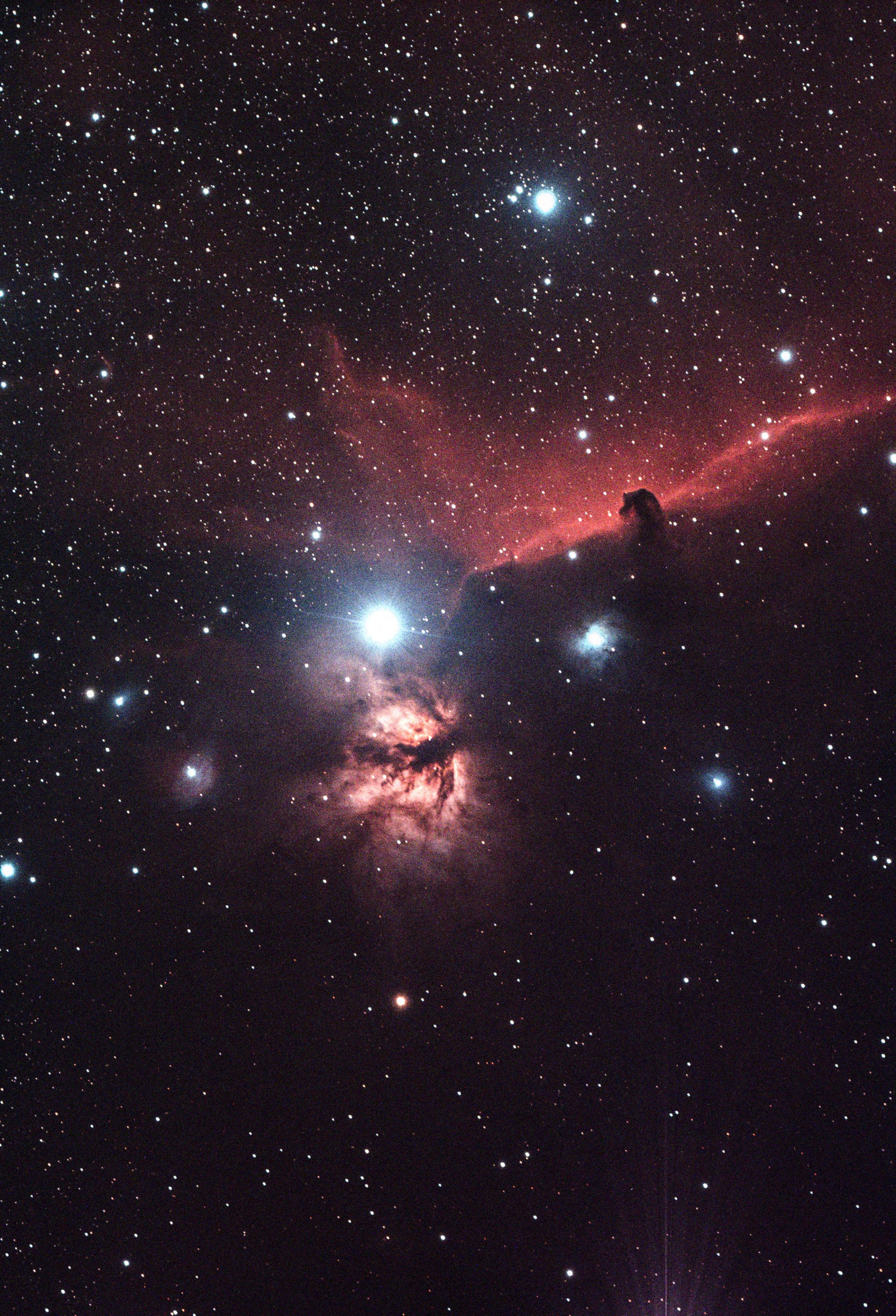 IC434 et NGC2024