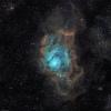 M8 & M20 - Nébuleuses du Lagon et Trifide (Ha-SHO)