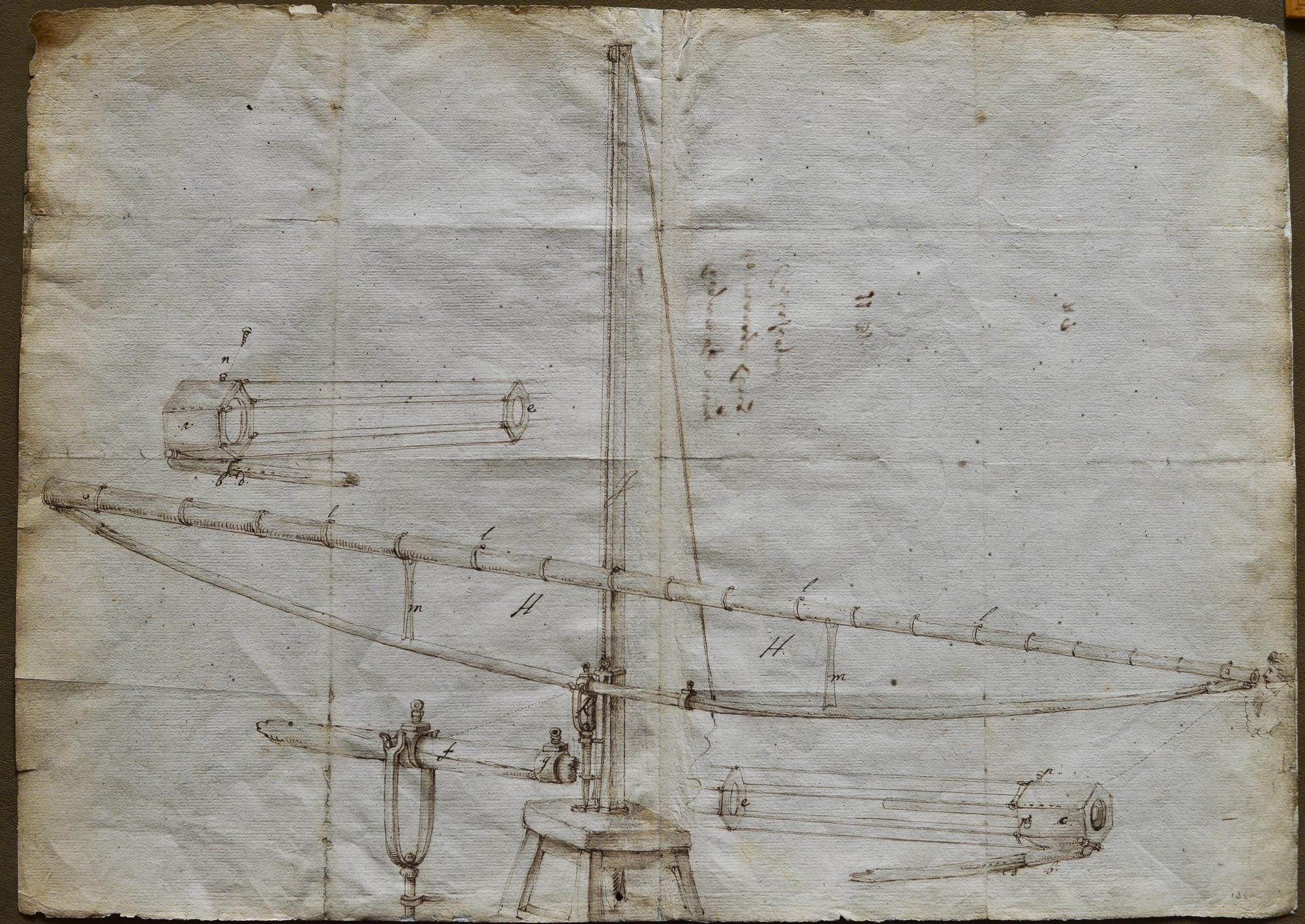 Principia et télescope Newton 2 S.Brunier.jpg