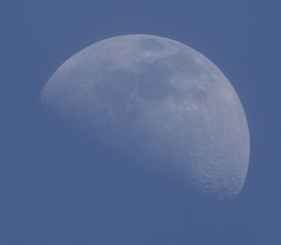 la lune le 03/03/2020 (49827AI1/28AI1)