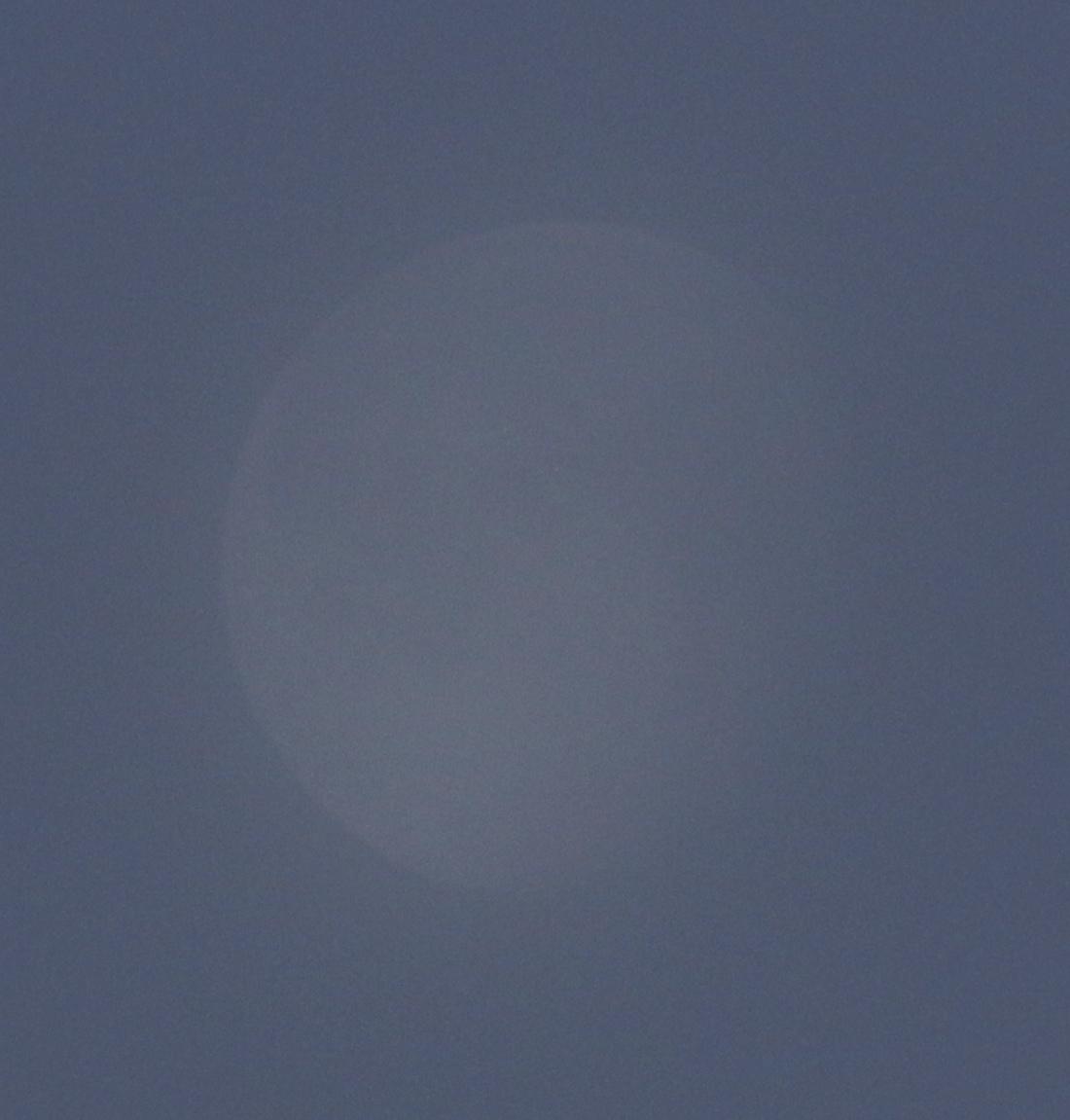 la lune le 12/03/2020 (50131)