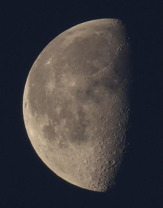 la lune le 15/03/2020 (50205AI1R6)