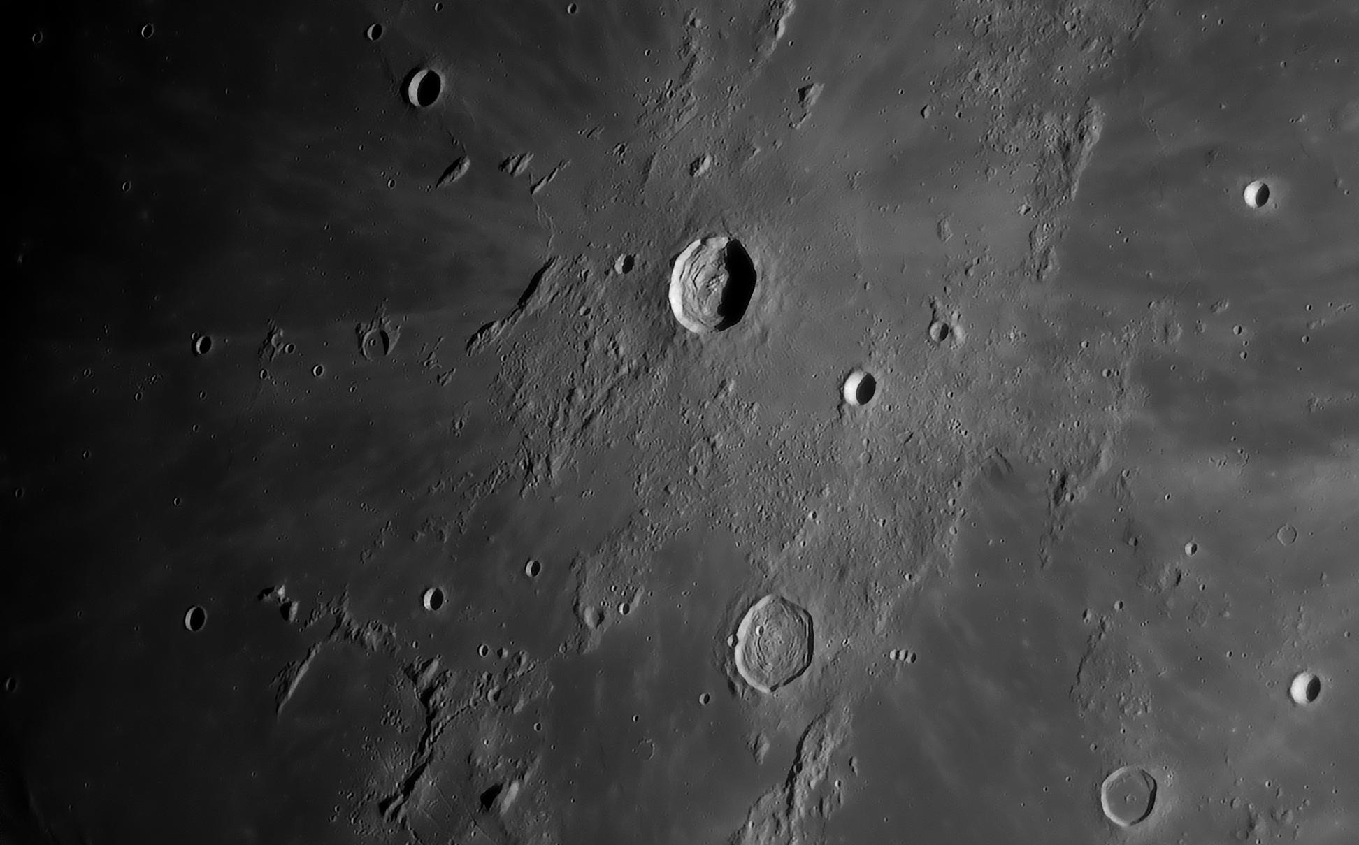 Kepler au C14, le 4 Avril 2020: 100 images, caméra 174MM, Baader FFC, ADC Pierro Astro, filtre Astronomik orange 2c