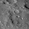 Clavius le 4 Avril 2020, au C14: 1000 images, caméra 174mm, FFC Baader, ADC Pierro Astro et filtre Astronomik rouge 2c