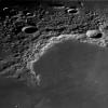 Sinus Iridum au C14, le 4 Avril 2020: 100 images, caméra 174MM, Baader FFC, ADC Pierro Astro, filtre Astronomik orange 2c