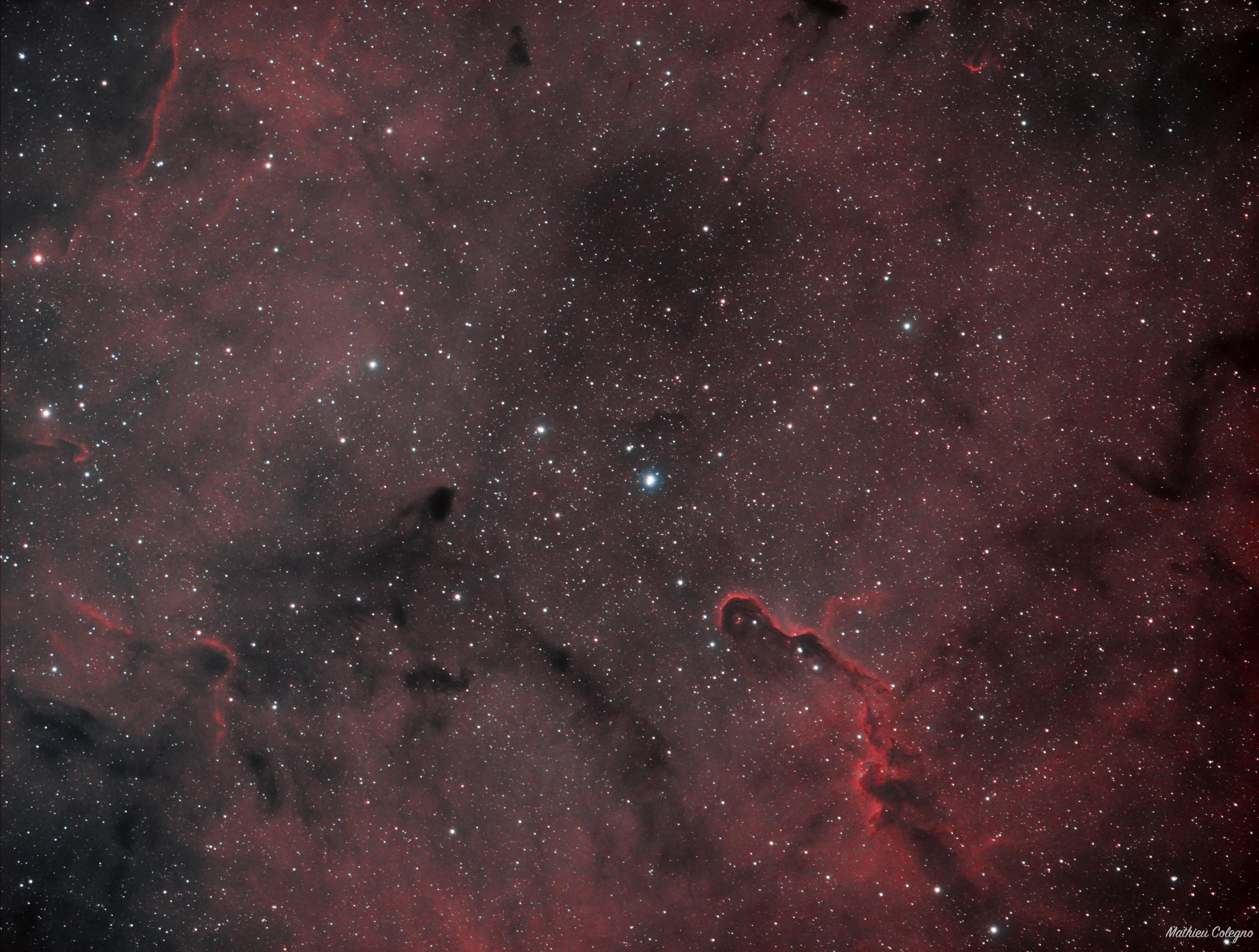 IC1396 HOO